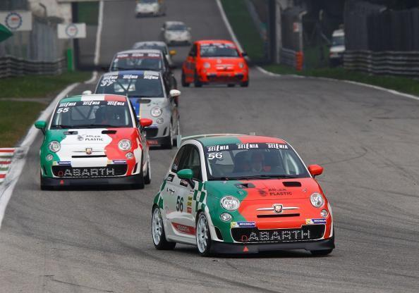 """My First Race"" Trofeo Abarth"