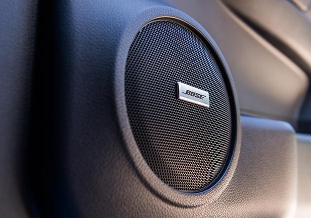 Nissan qashqai prima prova su strada del restyling 2017 - Impianto stereo casa bose ...