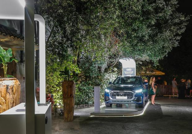Nuova Audi Q8, un'estate in tour per l'Italia 03