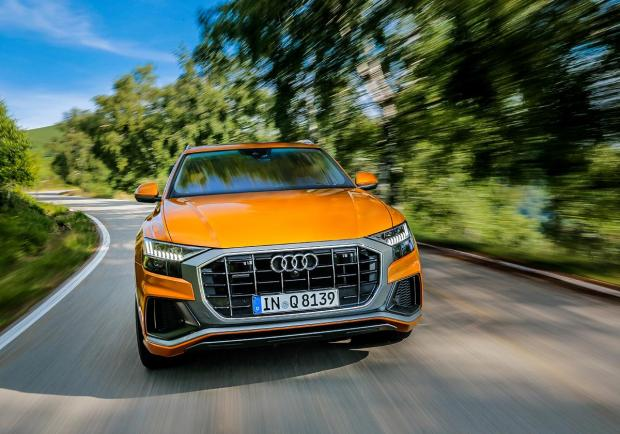 Nuova Audi Q8, un'estate in tour per l'Italia 05