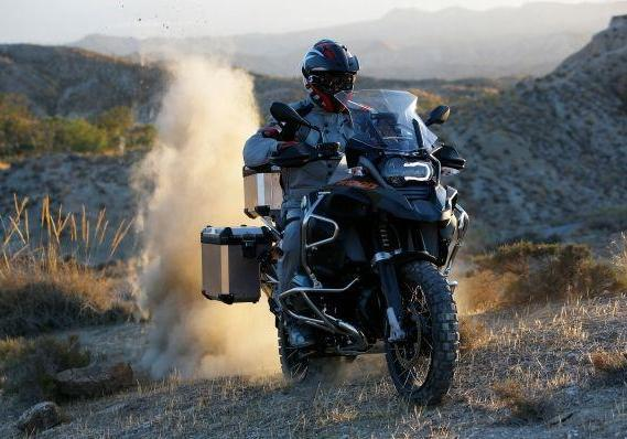 Nuova BMW R 1200 GS Adventure 2014