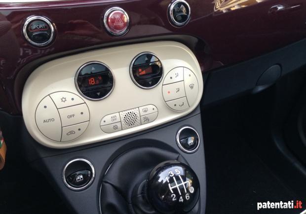 climatizzatore automatico fiat 500