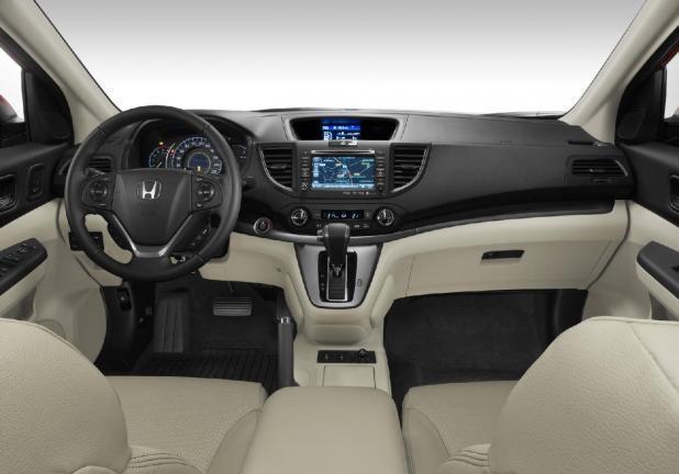 Fotogallery: Nuova Honda CR-V my 2013