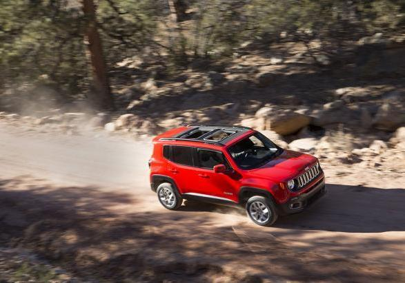 Nuova Jeep Renegade Latitude