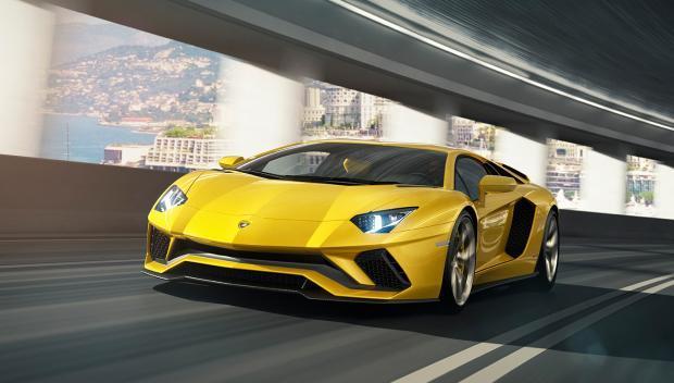 Nuova Lamborghini Aventador S
