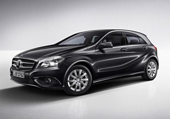 Nuova Mercedes A 180 BlueEFFICIENCY