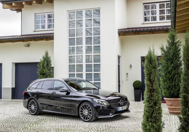 Nuova Mercedes C450 AMG 4Matic Station Wagon