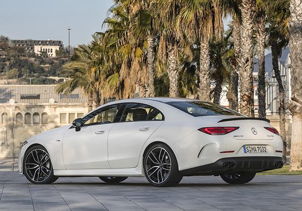 Nuova Mercedes CLS 5