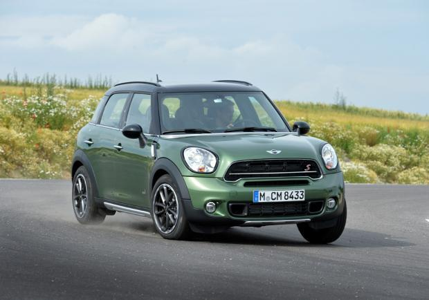 Nuova Mini Countryman restyling 2014