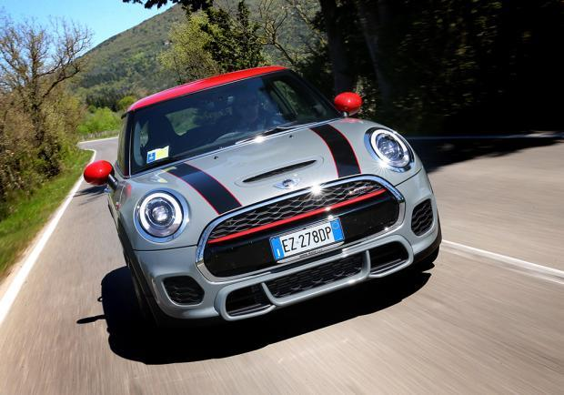 Nuova Mini John Cooper Works 2015