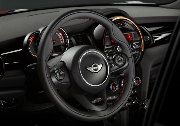 Nuova Mini John Cooper Works interni