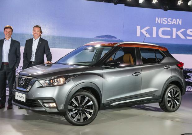 Nissan Kicks, il nuovo crossover compatto per ogni mercato
