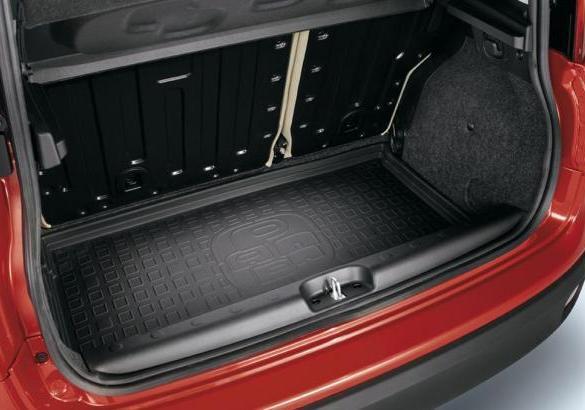 Nuova fiat panda gli accessori disponibili for Fiat panda pop accessori di serie