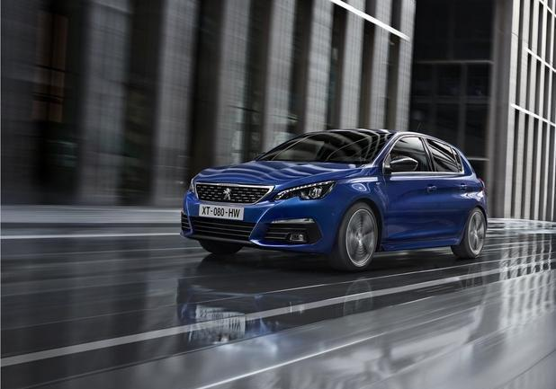 Nuova Peugeot 308 restyling 2017