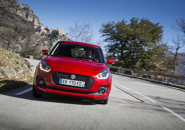 Nuova Suzuki Swift 1.0 Boosterjet S