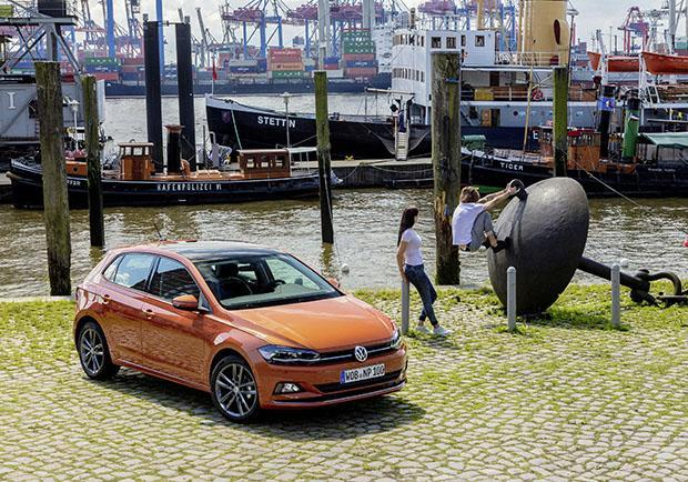 Nuova Volkswagen Polo Highline 2