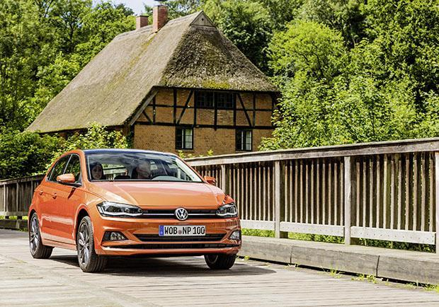 Nuova Volkswagen Polo Highline 3