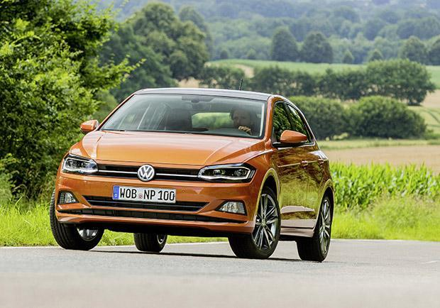Nuova Volkswagen Polo Highline 4