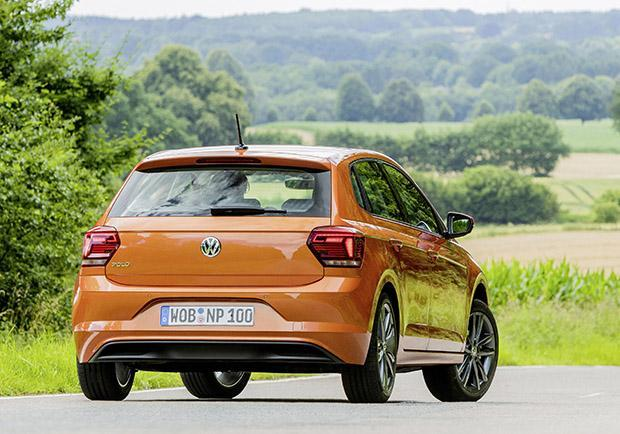 Nuova Volkswagen Polo Highline 5