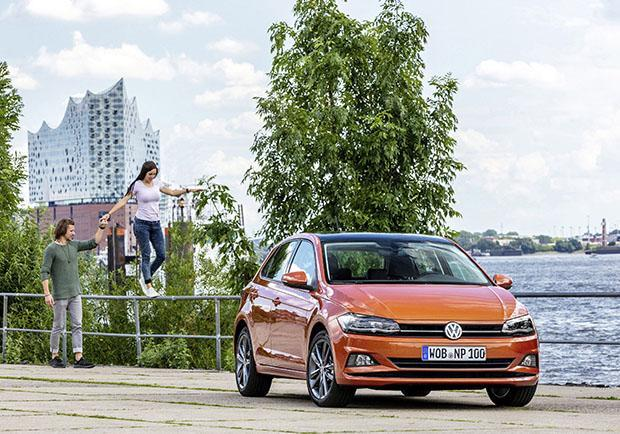 Nuova Volkswagen Polo Highline 6