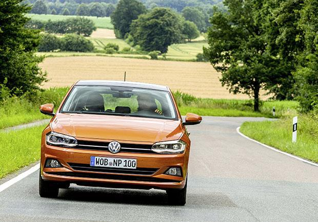 Nuova Volkswagen Polo Highline 7