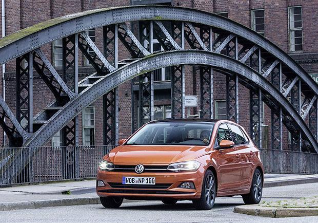 Nuova Volkswagen Polo Highline 8