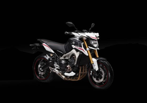 Nuova Yamaha MT-09 Street Rally my 2014