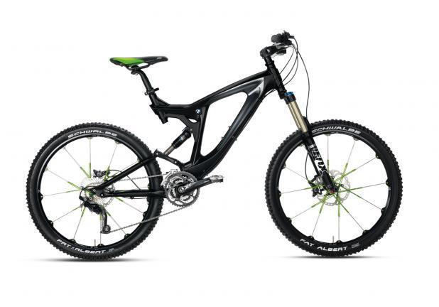 Nuove Bici BMW 2012 Mountain Bike Enduro