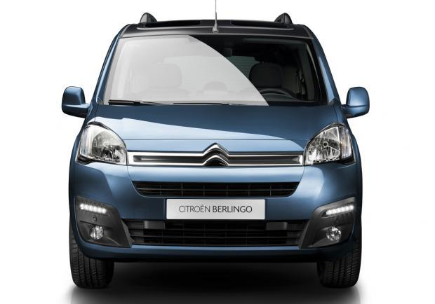 Nuovo Citroen Berlingo restyling 2015