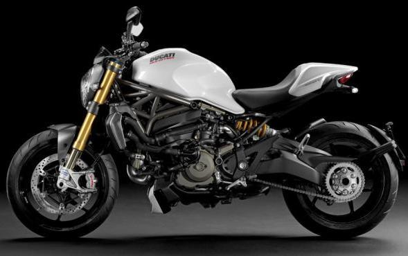 Nuovo Ducati Monster 1200 S