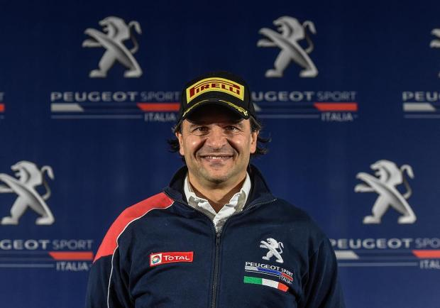 Paolo Andreucci coach Peugeot 2019
