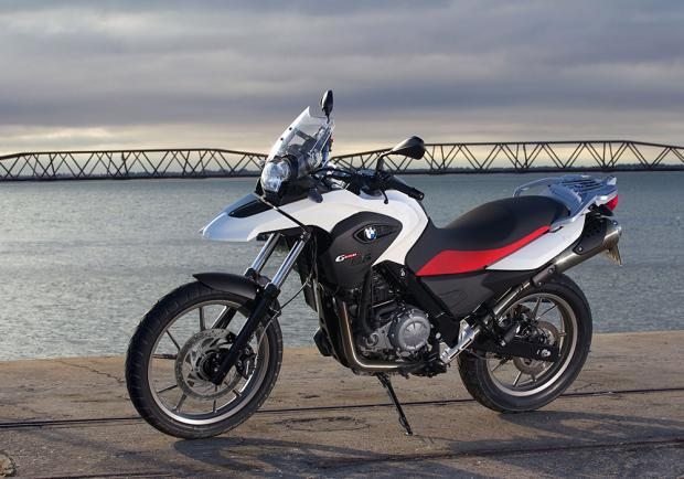 Patente A2 BMW G 650 GS