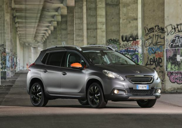 Peugeot 2008 Black Matt Limited Edition