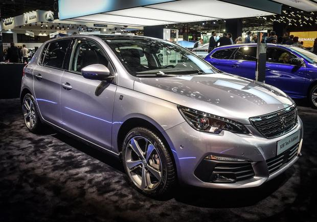 Peugeot, ora la 308 è Tech Edition 01