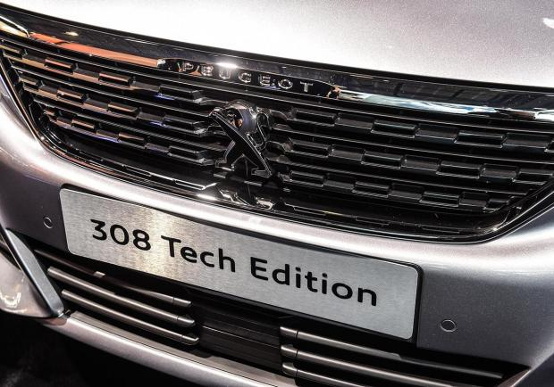 Peugeot, ora la 308 è Tech Edition 03