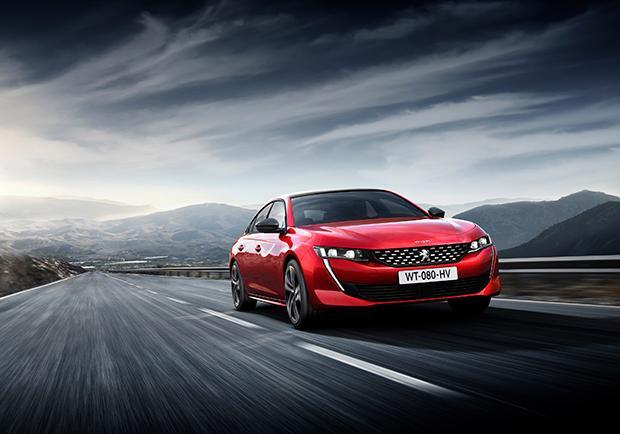 Peugeot 508 debutta con First Edition 02
