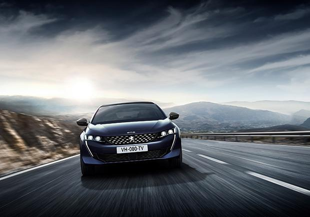 Peugeot 508 debutta con First Edition 06
