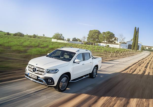 Pick-up Mercedes Classe X