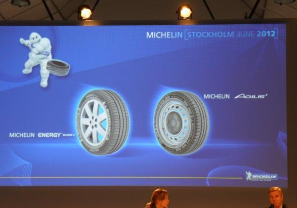 Pneumatici Michelin Energy Saver -agilis