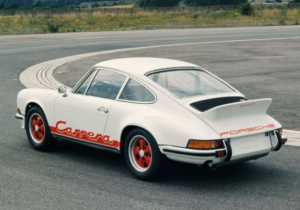 Porsche 911 Carrera RS 2.7 Coupé del 1972