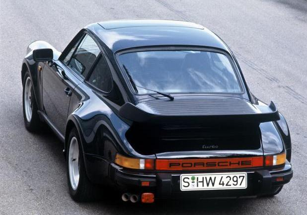 Porsche 911 Turbo 3.3 Coupé del 1986