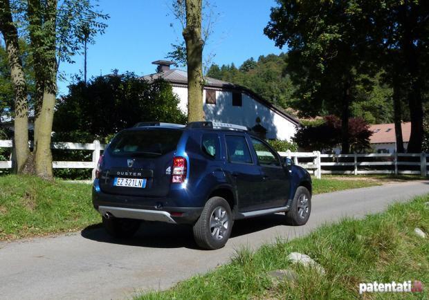 Dacia duster 1 5 dci 110 cv 4x4 la prova su strada e for Prova su strada dacia duster 4x4