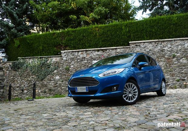 Ford Fiesta 1 0 Ecoboost 100cv Prova Consumi E Prestazioni Patentati
