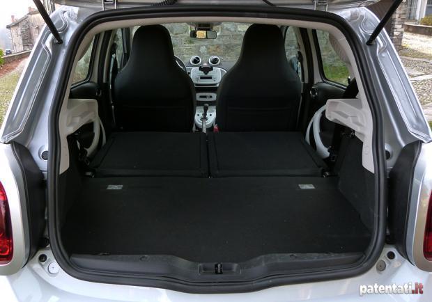 smart forfour 70 twinamic la prova su strada. Black Bedroom Furniture Sets. Home Design Ideas