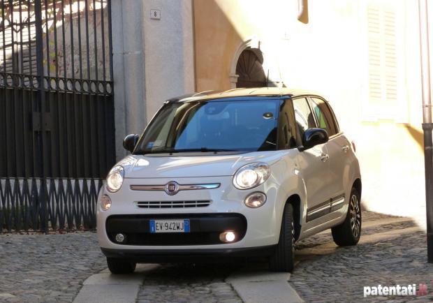 Fiat 500l 1 4 T Jet Gpl Prova Prezzi E Consumi Patentati