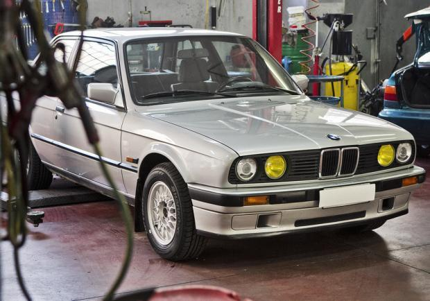 """Quell'affare è un affare"" BMW 318is"