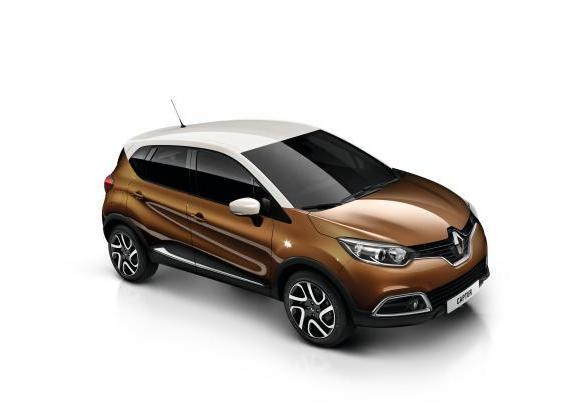 Renault Captur Tinta Be Style Capetown
