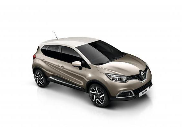 Renault Captur Tinta Be Style Singapore