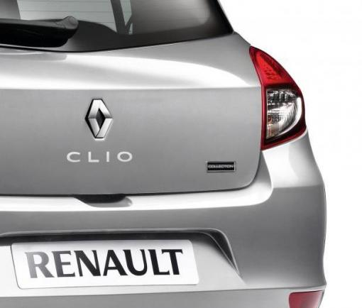 Renault Clio Collection posteriore