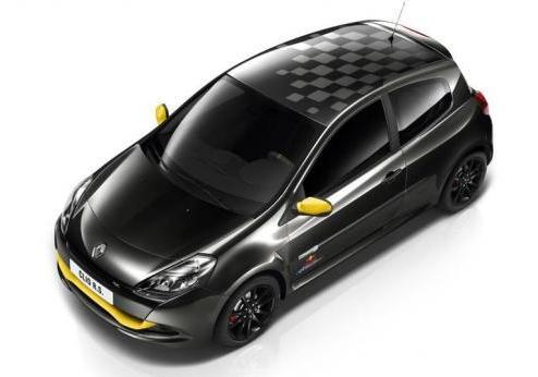 Renault Clio RS Red Bull Racing RB7 4